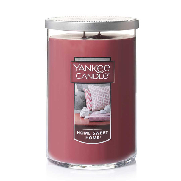 2 WICK TUMBLER LARGE HOME SWEET HOME (623g)