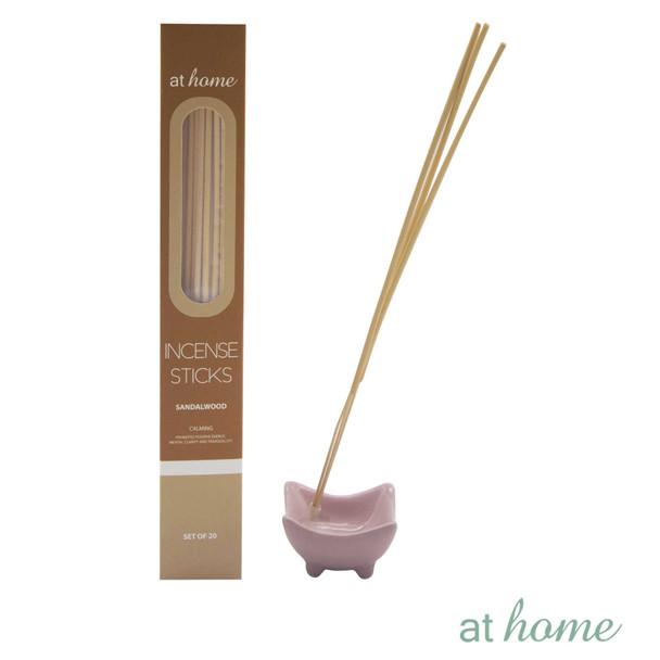 Athome Basic Incense Stick Set 20 pcs