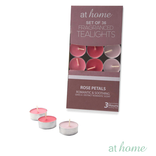 Athome 36 Scented Tealight