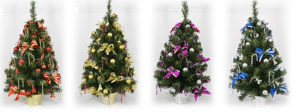 Decorative Christmas Tree Pot Red ( DX128)