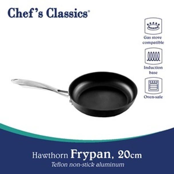 Chef's Classics Hawthorn 24cm Fryingpan Non-Stick induction Ready