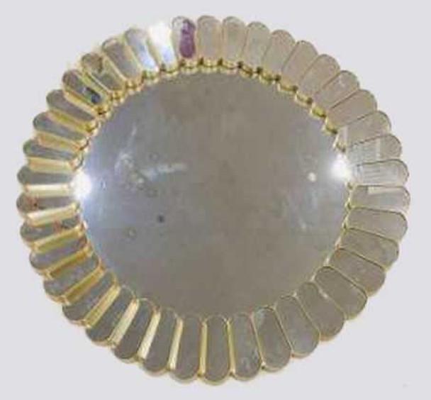 Decorative Mirror Gold CFII1810-043 KM437 60.5cm