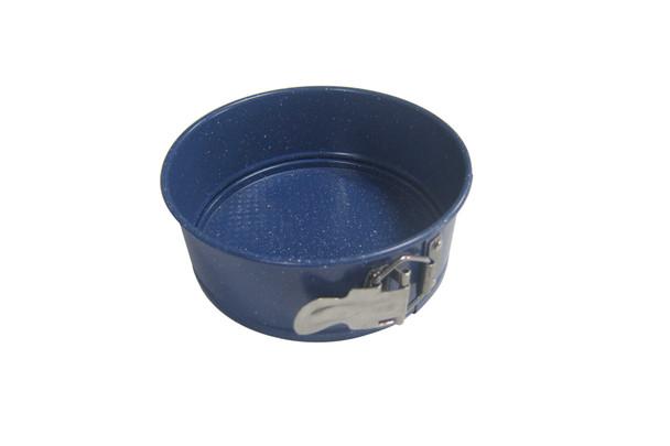 SLV4001 ROUND SPRINGFORM MARBLE COATING BLUE SERIES