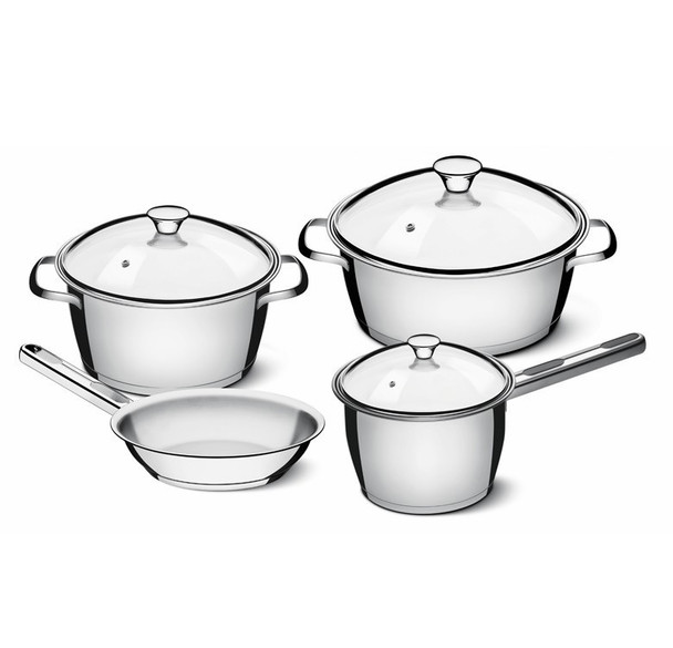 Allegra 4pc. Cookware Set