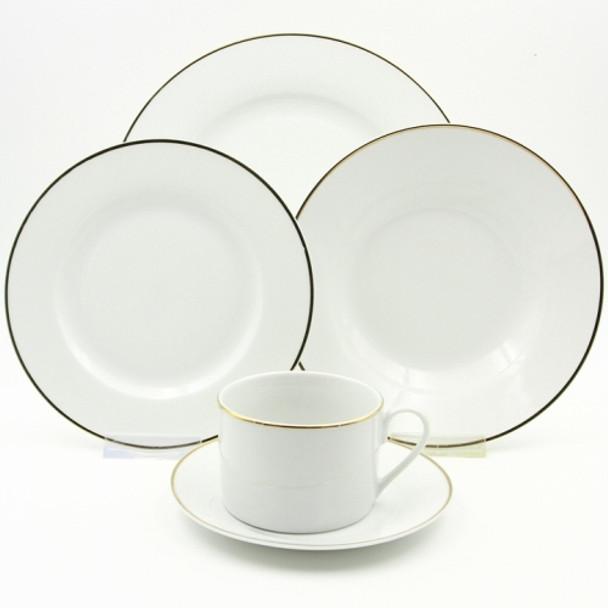 20pc Dinner Set Porcelain – Gleam Aurus