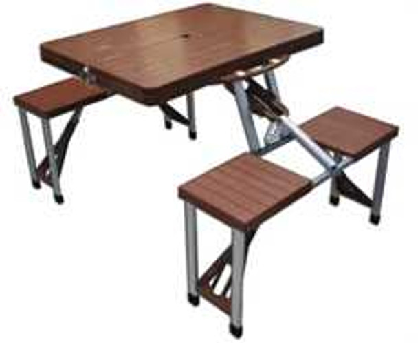 LIAM FOLDING PICNIC TABLE