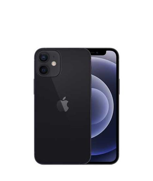 APPLE IPHONE12 MINI 64GB BLACK