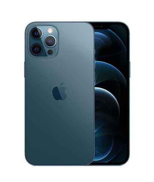 APPLE IPHONE12PRO MAX 128GB PACIFIC BLUE