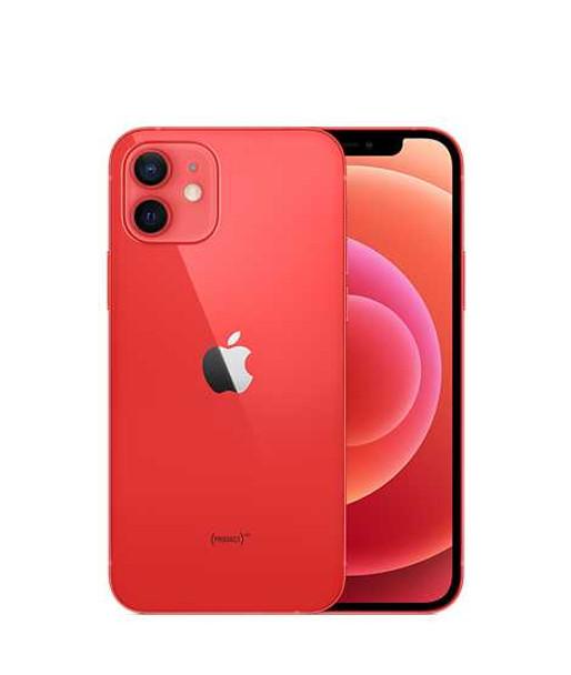 APPLE IPHONE12 128GB RED
