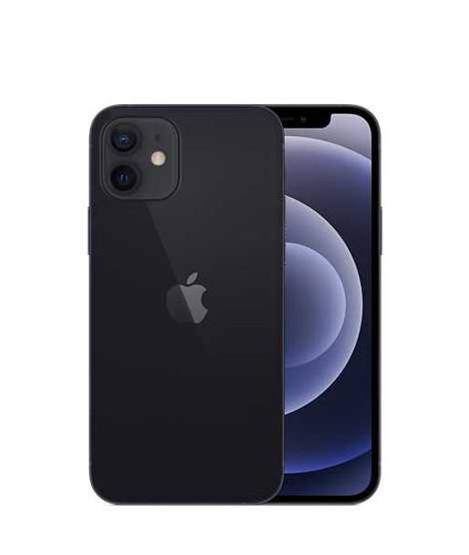 APPLE IPHONE12 128GB BLACK