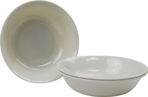 Bestware Round Bowl Cream 6in Set Of 3
