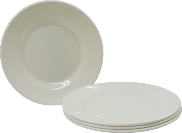 Bestware Saucer Cream 6in Set Of 4