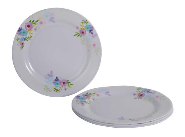 Bestware Hermosa Round Plate 10in Set of 4