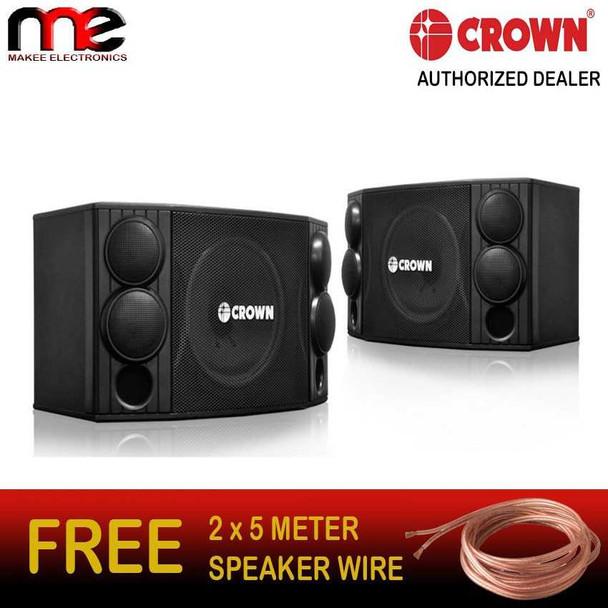 Crown BF-1268 Karaoke Speaker system