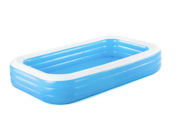 Bestway Blue Rectangular Swimming Pool 10X6X22