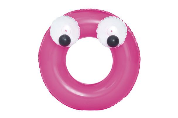 Bestway Big Eyes Design Inflatable Swim Ring