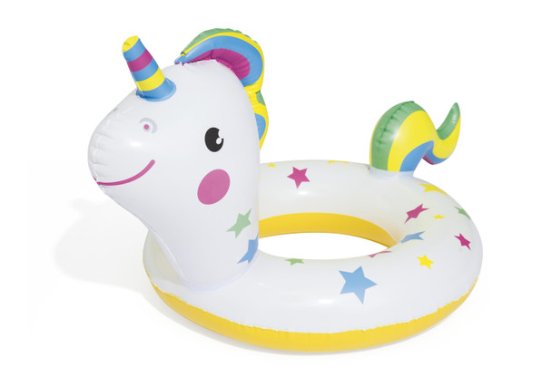 Bestway 36128 Animal Shaped Inflatable Swim Ring