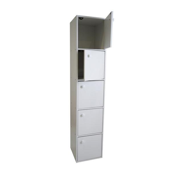 Maxi IV 5 Tier Cabinet with Door