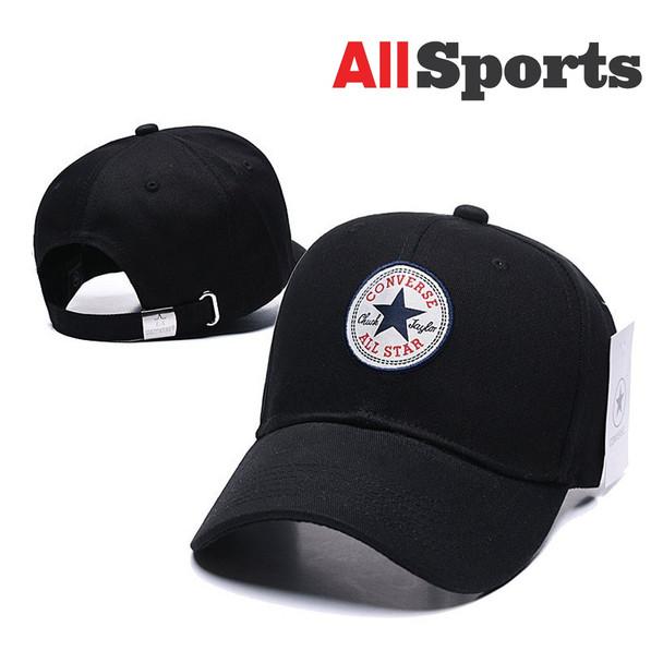 CONVERSE 972638 BASEBALL CAP BLACK