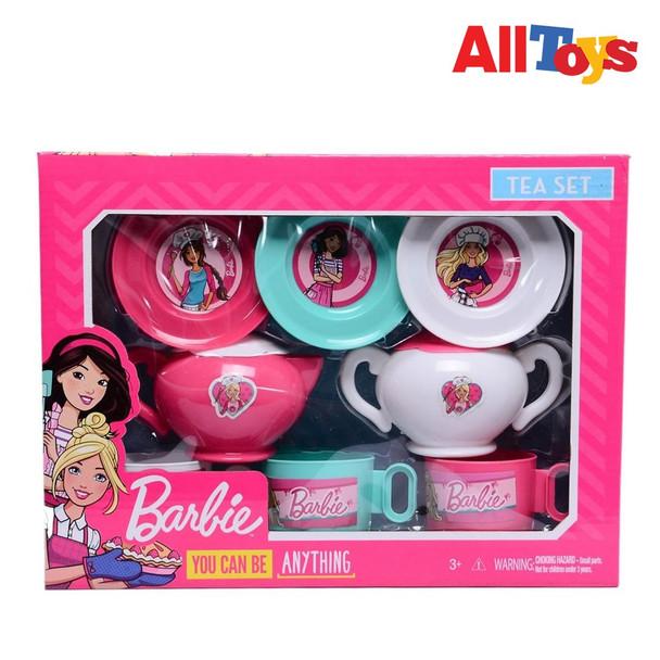 Barbie Tea Set