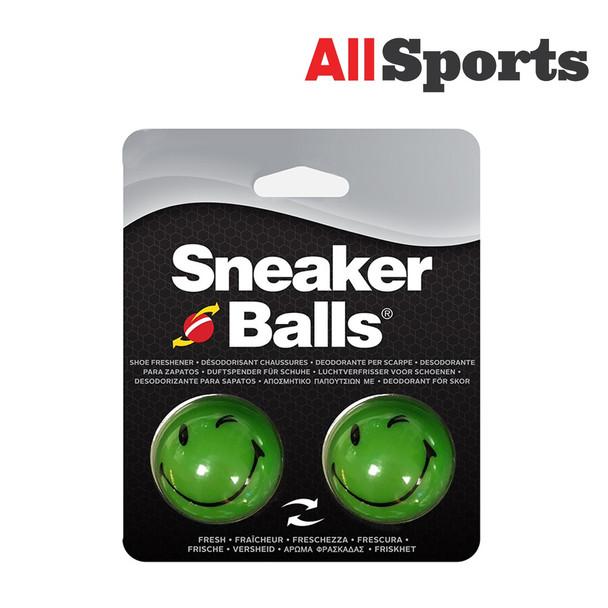 208758 SNEAKER BALLS FLOURESCENT PINK/GREEN/YELLOW