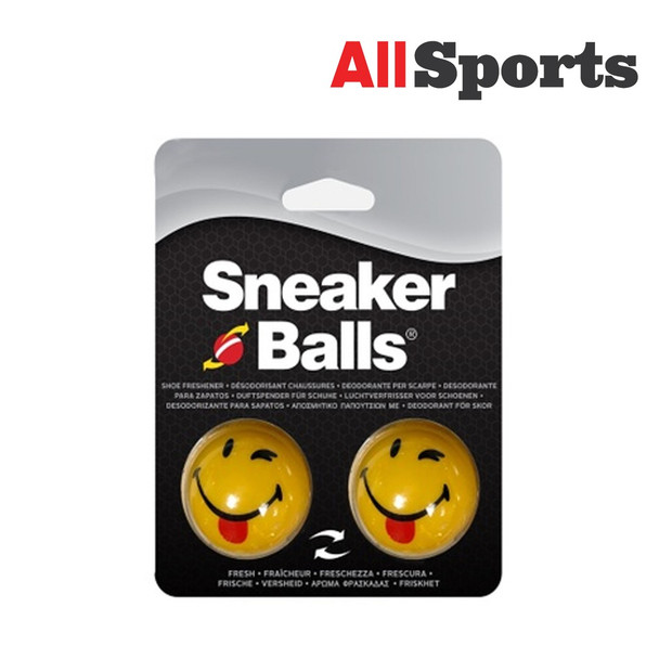 208765 SNEAKER BALLS WINK/TONGUE OUT/HAPPY