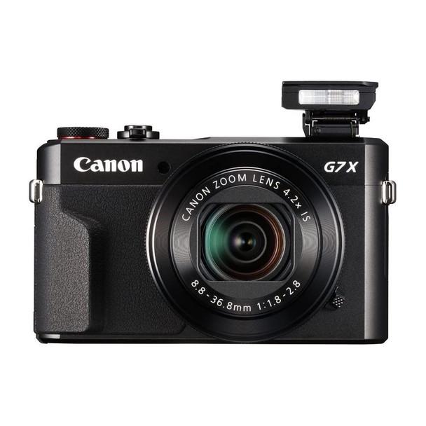 CANON G7X MKII  Power Shot Black