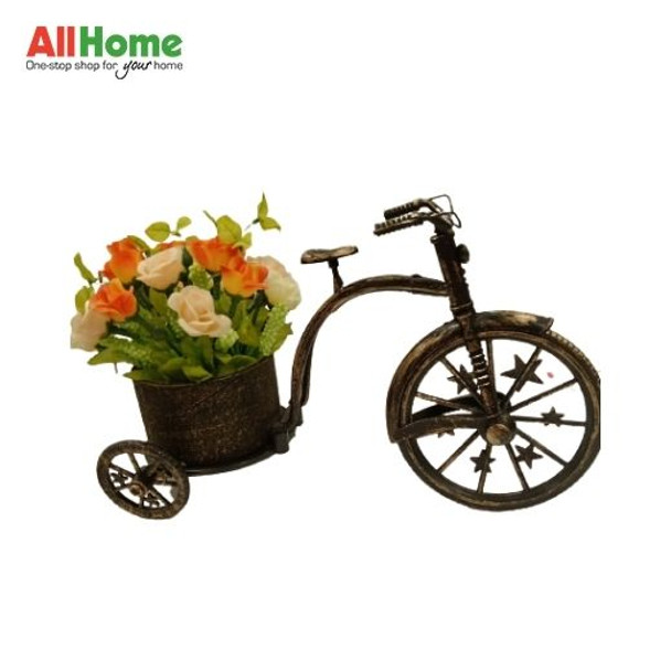 ALLSPORTS-FAB499B FLOWER ARRANGEMENT ON BICYCLE