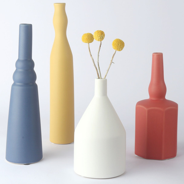 Ceramic Vase Modern Style Design