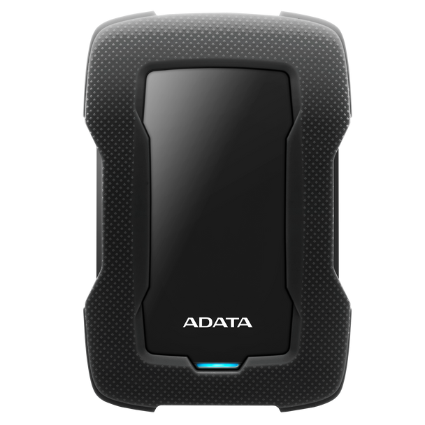 ADATA AHD330-1TU31 External Hard Drive 1TB Black
