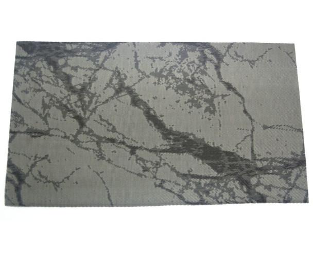 Brown Marble Design PVC Placemat