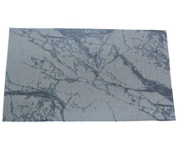 Black Marble Design PVC Placemat