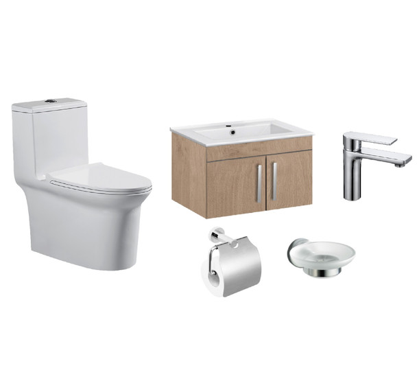 BRAUHN ARES 6679T LUXURY CABINET PACKAGE