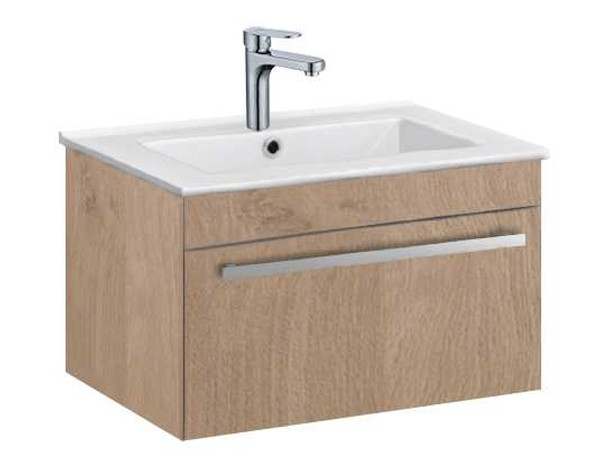 BRAUHN SMD2040-60WDW WOOD CABINET W/ FAUCET