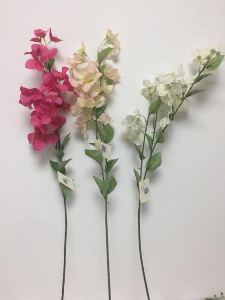 Bougainvillea Stem Flower JHF1804-234 75S121006