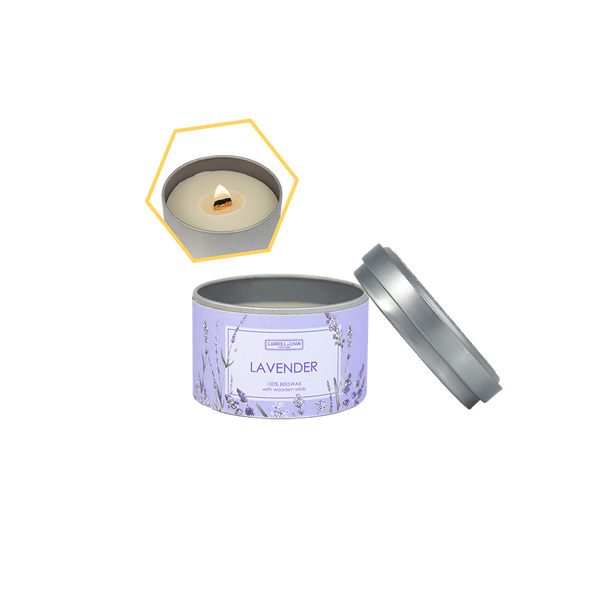 Carroll and Chan Tin Candle Lavender