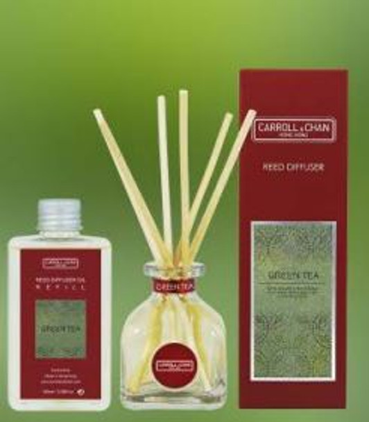 Carroll and Chan Reed Diffuser Green Tea 100ml