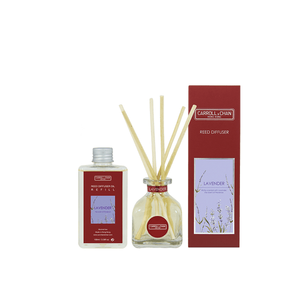 Carroll and Chan Reed Diffuser Lavender 100ml