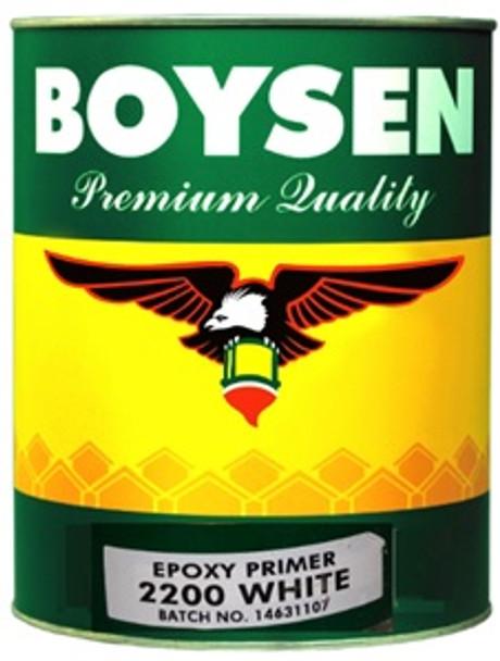 BOYSEN BS 2200 EPOXY PRIMER WHITE 4L