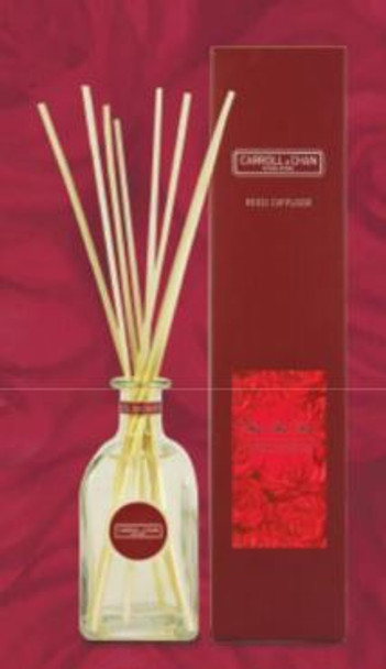 Carroll and Chan Reed Diffuser Set Red Red Rose 200ml