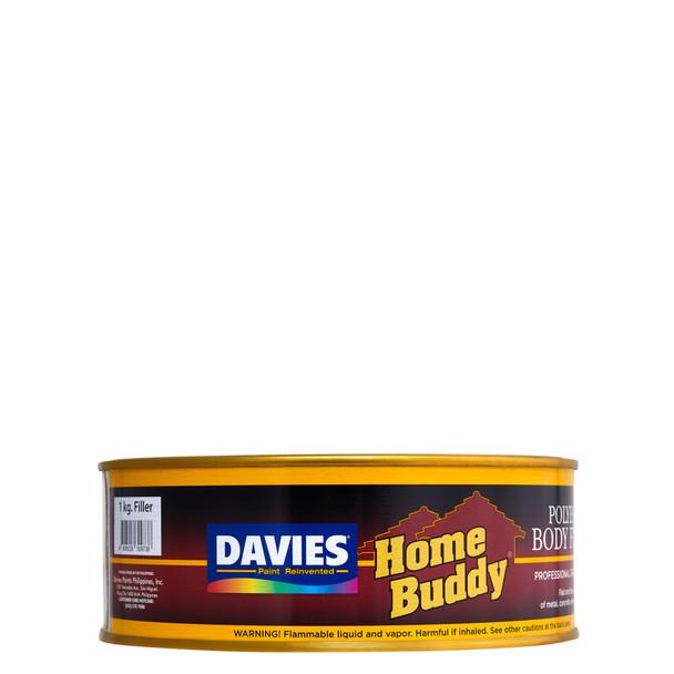 DAVIES HB HOMEBUDDY & HARDENER QRT