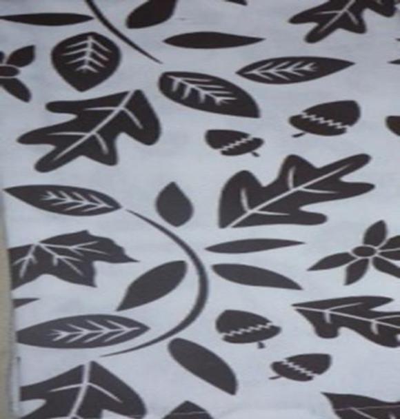 Brown Leaf & Nut Kitchen Towel Set of 3