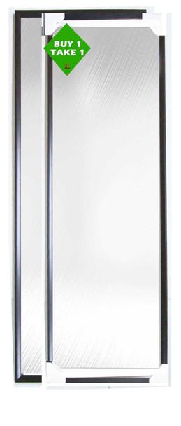 Buy 1 Take 1 Bundle Mirror 12x48 Black