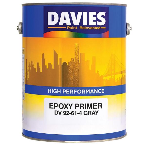 DAVIES DV 92-61-4 EPOXY PRIMER GRAY 4L