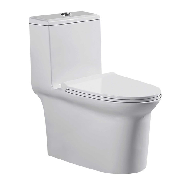 BRAUHN ARES 6679T ONE-PIECE WATER CLOSET