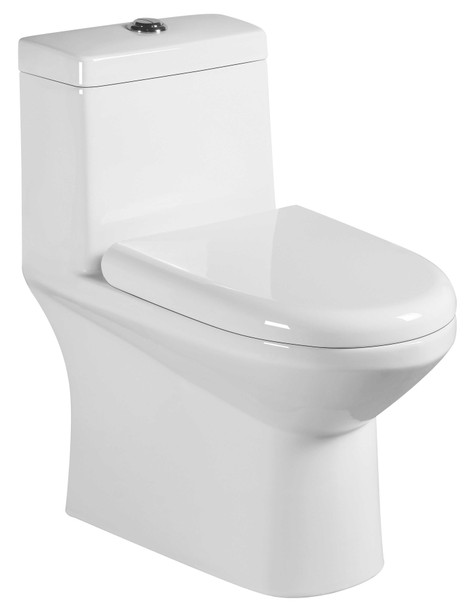 BRAUHN ARHIAN LJ-281 ONE-PIECE WATER CLOSET