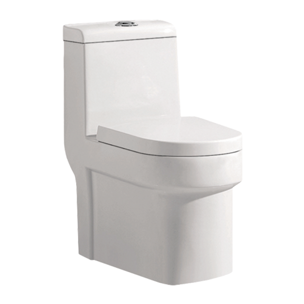 BRAUHN BERDINE Z061 ONE-PIECE WATER CLOSET