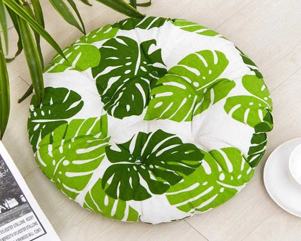 """16""""X16"""" TROPICAL ROUND CHAIRPAD"""