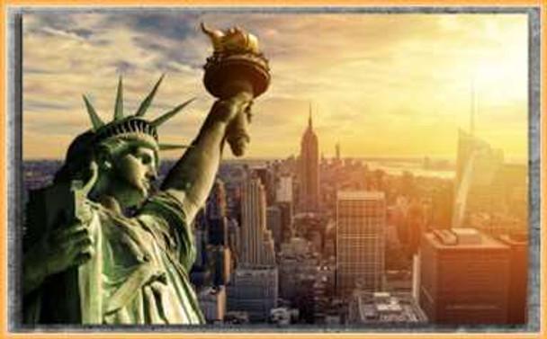 Easyart Canvas 25x38 New York New York