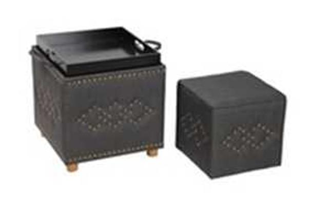 Bien 2pc Ottoman with Storage